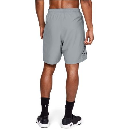 Pánske šortky - Under Armour WOVEN GRAPHIC SHORT - 4