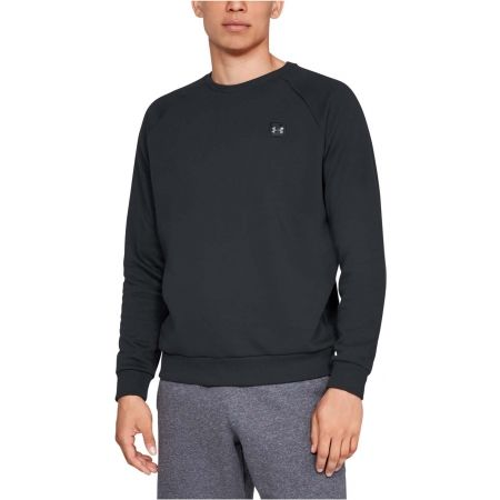 Men's sweatshirt - Under Armour RIVAL FLEECE CREW - 3