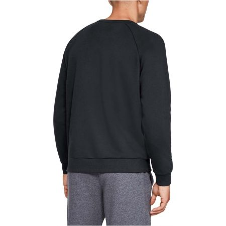 Men's sweatshirt - Under Armour RIVAL FLEECE CREW - 4