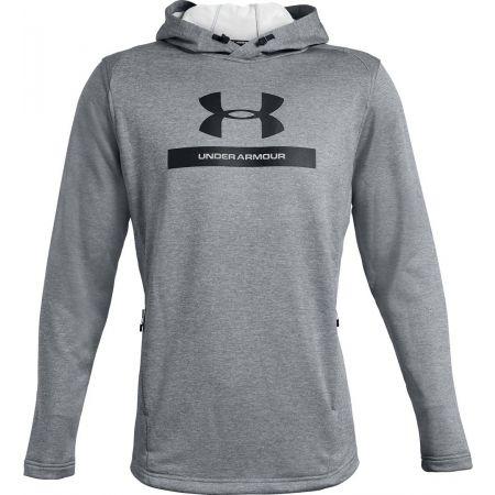 Men's sweatshirt - Under Armour MK1 TERRY GRAPHIC HOODIE - 1