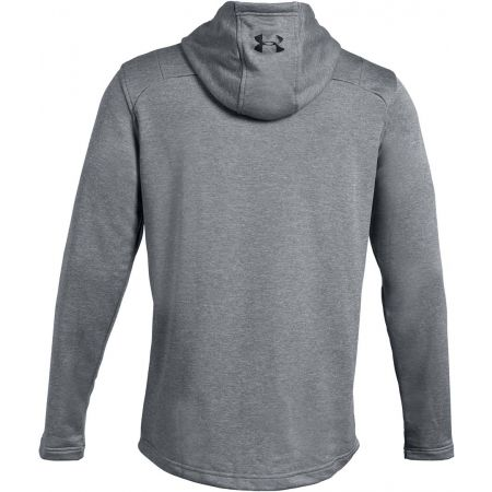 Men's sweatshirt - Under Armour MK1 TERRY GRAPHIC HOODIE - 2