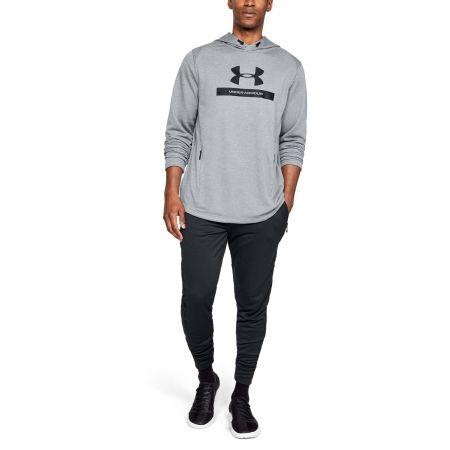 Men's sweatshirt - Under Armour MK1 TERRY GRAPHIC HOODIE - 5