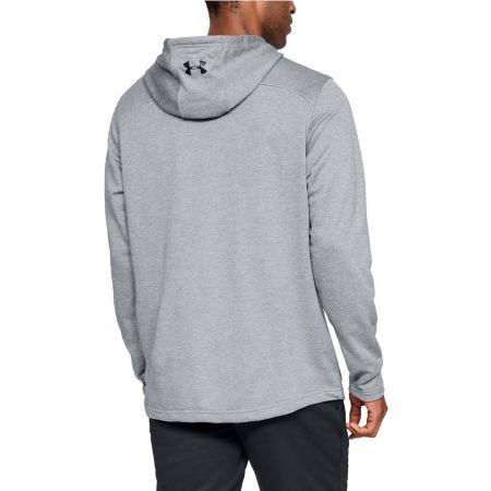Men's sweatshirt - Under Armour MK1 TERRY GRAPHIC HOODIE - 4