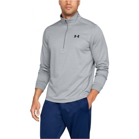 Men's sweatshirt - Under Armour ARMOUR FLEECE 1/2 ZIP - 3