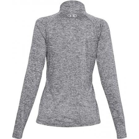 Functional women's sweatshirt - Under Armour TECH 1/2 ZIP - TWIST - 2
