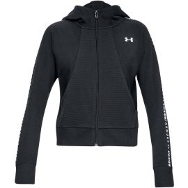 Under Armour TB OTTOMAN FLEECE FZ-WM GRAPHIC - Dámská mikina