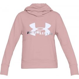 Under Armour COTTON FLEECE SPORTSTYLE LOGO HOODIE - Damen Hoodie