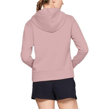 Dámska mikina - Under Armour COTTON FLEECE SPORTSTYLE LOGO HOODIE - 4