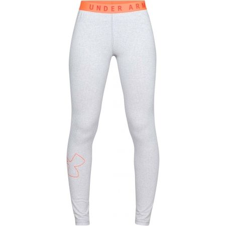 Women's tights - Under Armour FAVORITE GRPH LEGGING LOGO - 1