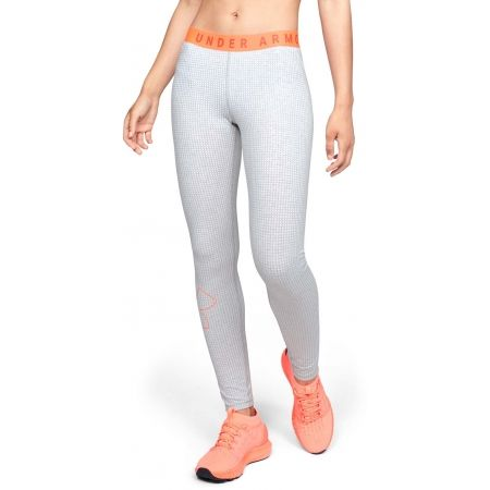 Women's tights - Under Armour FAVORITE GRPH LEGGING LOGO - 3