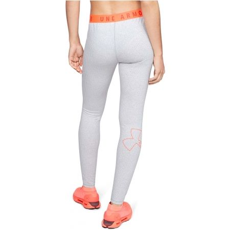 Women's tights - Under Armour FAVORITE GRPH LEGGING LOGO - 4