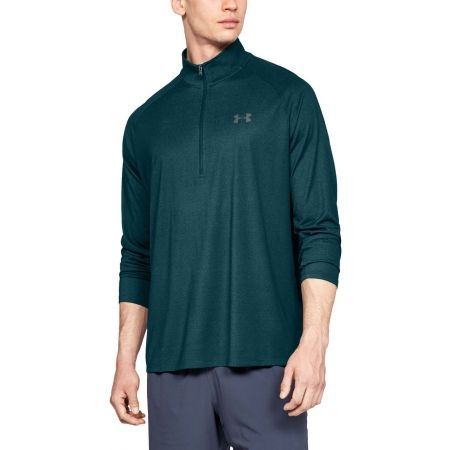 Pánské triko - Under Armour TECH 1/2 ZIP - 3