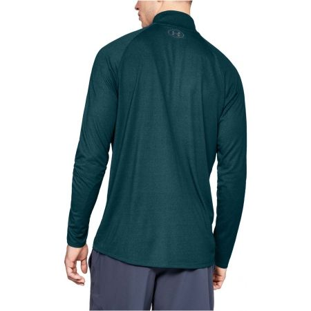 Pánské triko - Under Armour TECH 1/2 ZIP - 4