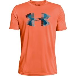 Under Armour TECH BIG LOGO SOLID TEE - Dětské triko