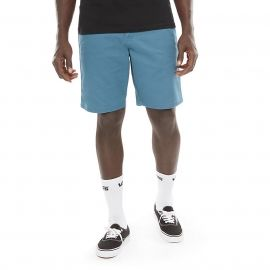 Vans MN AUTHENTIC STRETCH REAL TEAL - Men's shorts