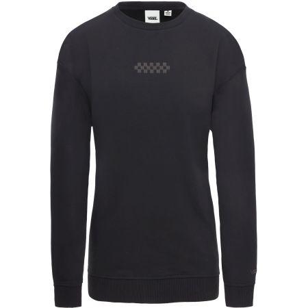 Női pulóver - Vans WM OVERTIME CREW - 1