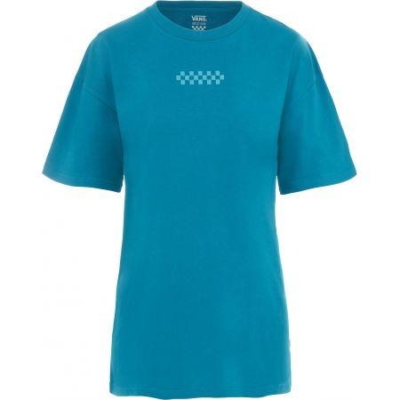 Dámské tričko - Vans WM OVERTIME OUT - 1