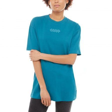 Dámské tričko - Vans WM OVERTIME OUT - 2