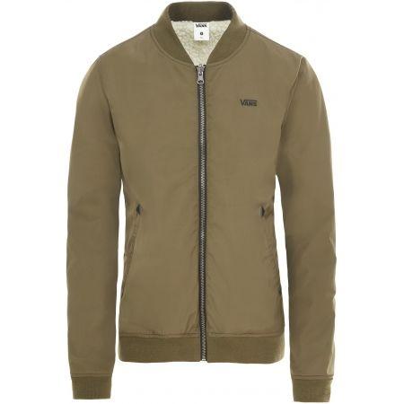Vans WM MAVERICK JACKET - Women's reversible jacket