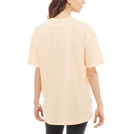 Dámské tričko - Vans WM OVERTIME OUT BLEACHED APR - 3
