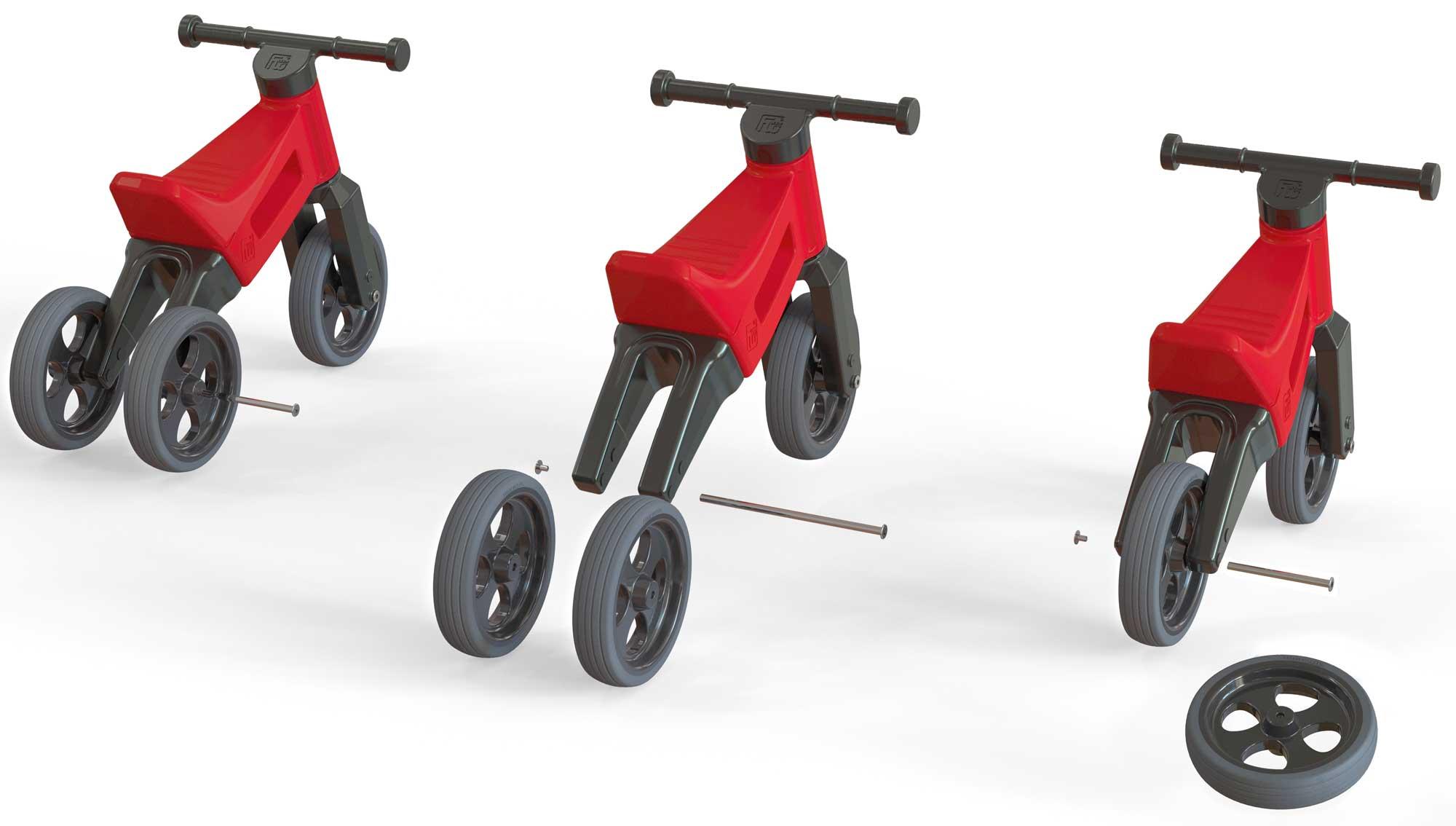 Bicicletă fără pedale copii