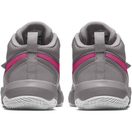 Gyerek kosárlabda cipő - Nike TEAM HUSTLE D8 (GS) - 4