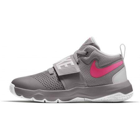 Nike TEAM HUSTLE D8 (GS) Gyerek kosárlabda cipő