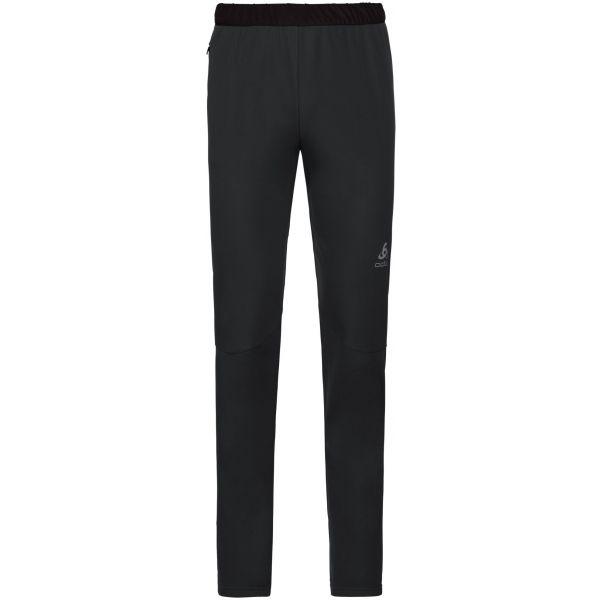 Odlo AEOLUS PANTS černá M - Pánské běžecké kalhoty
