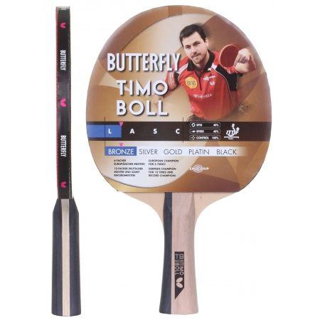 Paletă tenis de masă - Butterfly BOLL BRONZE