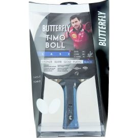 Butterfly BOLL BLACK - Table tennis bat