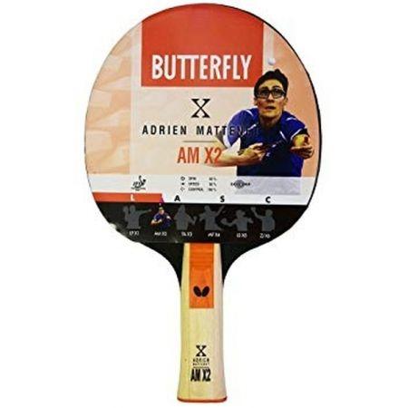 Paletă tenis de masă - Butterfly ADRIEN MATTENET AMX2