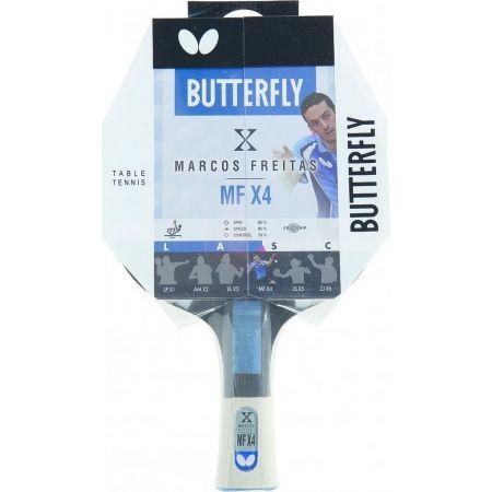 Pálka na stolní tenis - Butterfly MARCOS FREITAS MFX4
