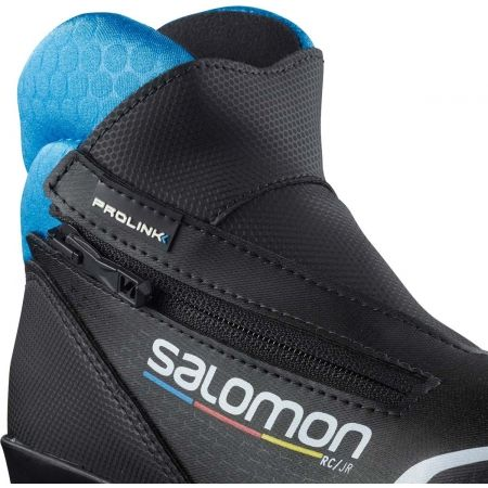 Juniorská obuv na klasiku - Salomon RC PROLINK JR - 3