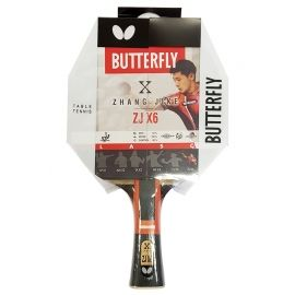 Butterfly ZHANG JIKE ZJX6 - Table tennis bat