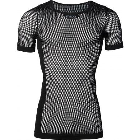 Spodní prádlo - Mico HALF SLVS R/NECK LIGHT SKIN - 1