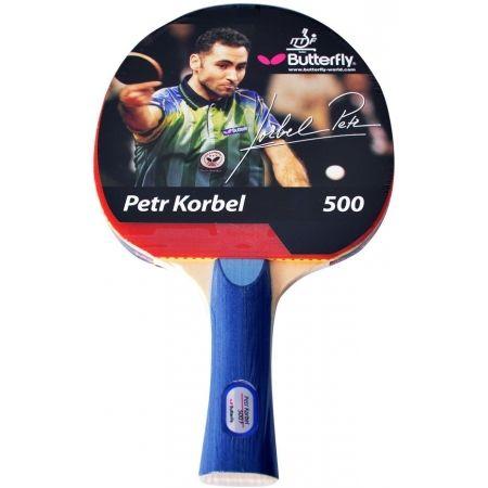 Pálka na stolní tenis - Butterfly KORBEL 500