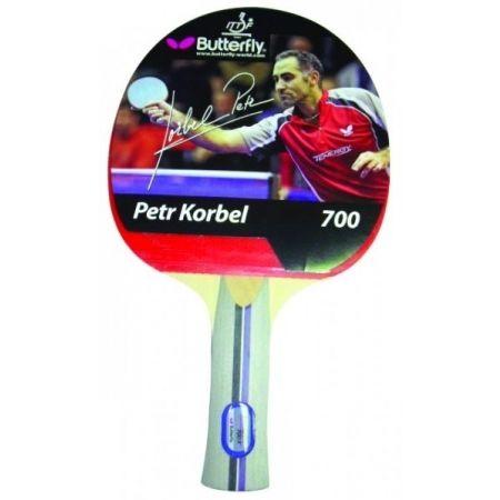 Paletă tenis de masă - Butterfly KORBEL 700