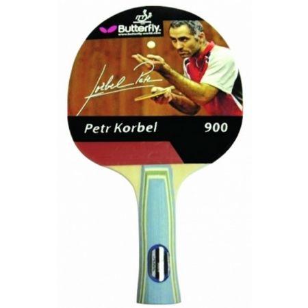 Pálka na stolní tenis - Butterfly KORBEL 900