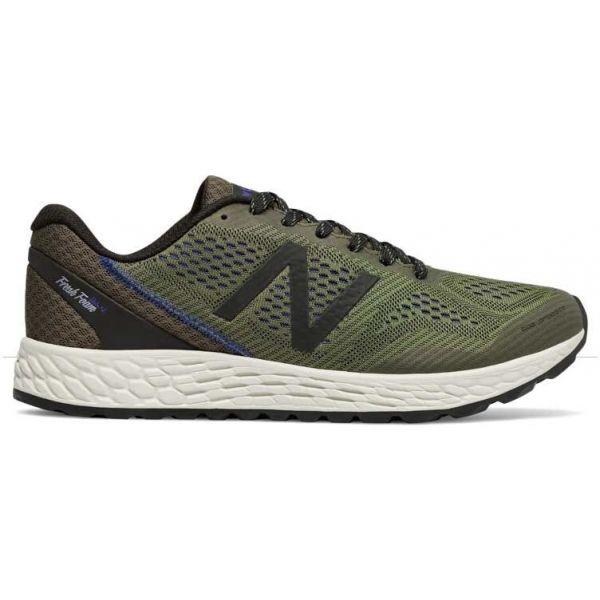 New Balance FRESH FOAM GOBI zielony 7.5 - Buty do biegania męskie
