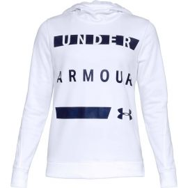 Under Armour SYNTHETIC FLEECE PULLOVER - Дамски суитшърт