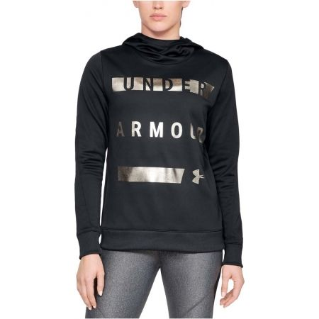 Hanorac damă - Under Armour SYNTHETIC FLEECE PULLOVER - 3