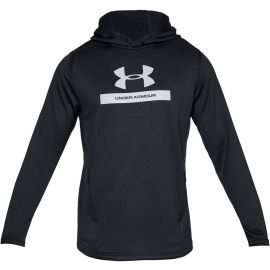 Under Armour MK1 TERRY GRAPHIC HOODIE - Pánska mikina