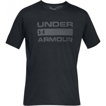 Under Armour TEAM ISSUE WORDMARK SS - Pánske tričko