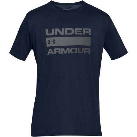 Pánske tričko - Under Armour TEAM ISSUE WORDMARK SS - 6