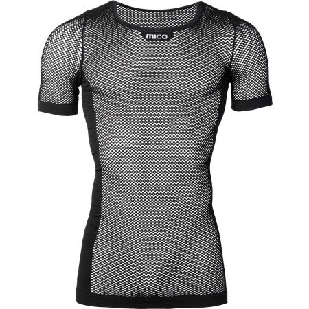 Spodní prádlo - Mico HALF SLVS R/NECK LIGHT SKIN - 2
