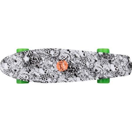 Plastový skateboard - Reaper DOVER - 2