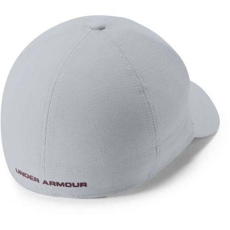 Pánská čepice s kšiltem - Under Armour MEN'S AIRVENT CORE CAP - 2