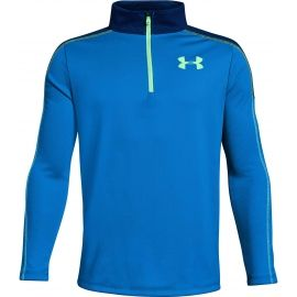 Under Armour TECH 1/2 ZIP - Children's lightweight sweatshirt