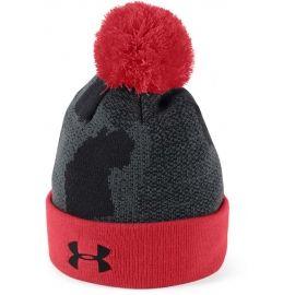 Under Armour BOY'S POM BEANIE UPD - Detská zimná čiapka