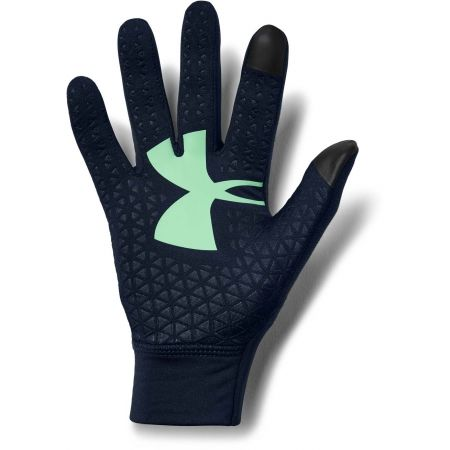 Kids' winter gloves - Under Armour YOUTH ARMOUR LINER 2.0 - 2
